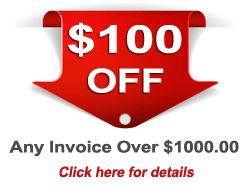 commercial plumbing repair discount coupon