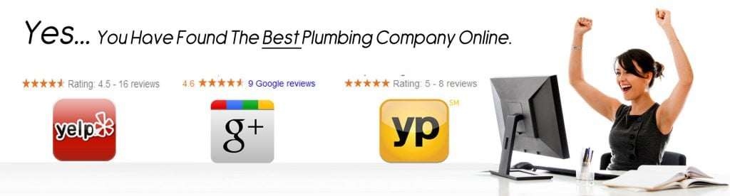 plumbing company reviews