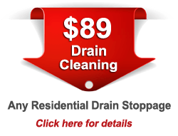 drain cleaning discount coupon