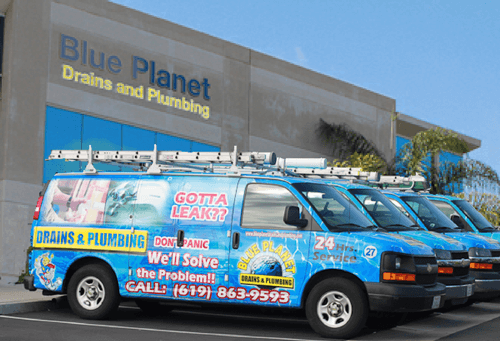 Blue Planet Drains and Plumbing San Diego