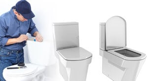 toilet repair and replacement Chula Vista