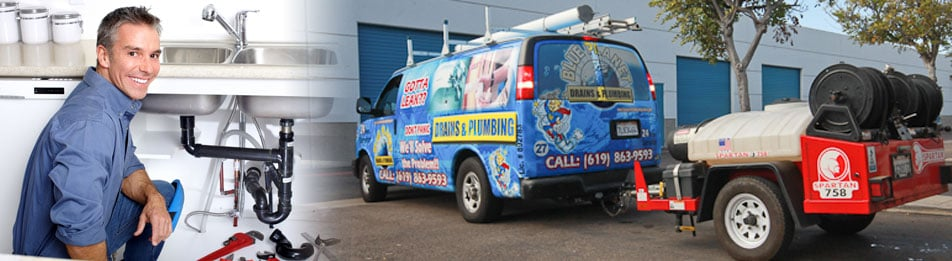 Drain Cleaning San Diego by Blue Planet Drains and Plumbing