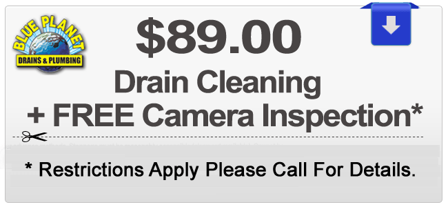 drain cleaning special 89