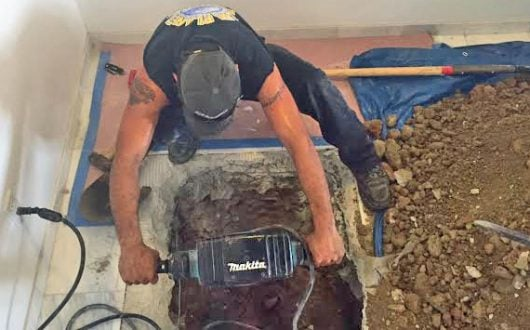 Sewer Line Repair San Diego, California