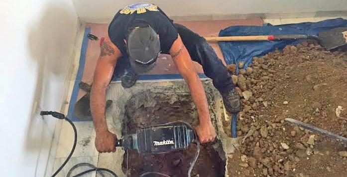 Sewer Line Repair San Diego, California