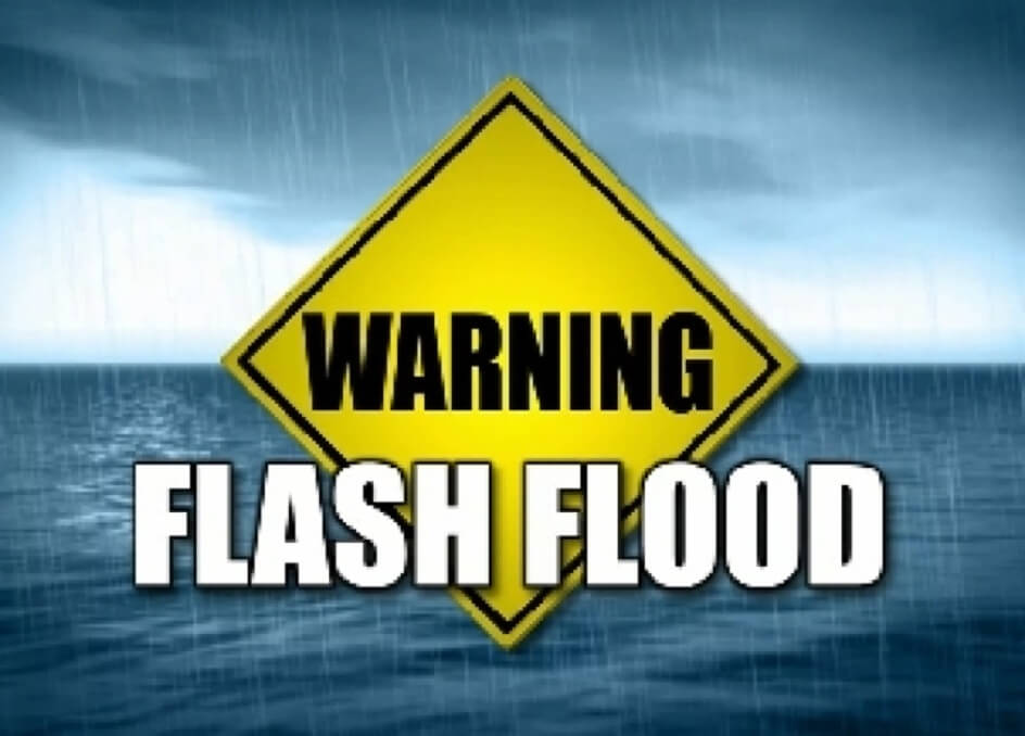 Flash Floods and Plumbing
